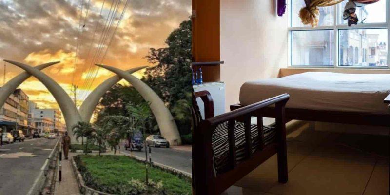 10 Best Accommodation below KES 3600 In Mombasa