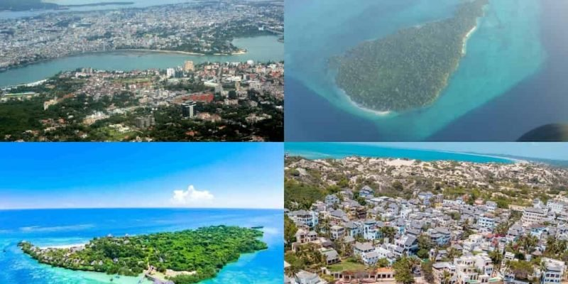 10 Most Visited Islands In Kenya and Their Locations