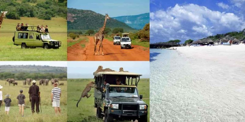 How To Pack For Your Beach Holiday and Wildlife Safari In Kenya
