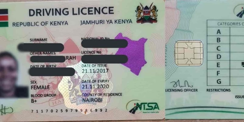 How To Apply For A Digital Driving Licence In Kenya