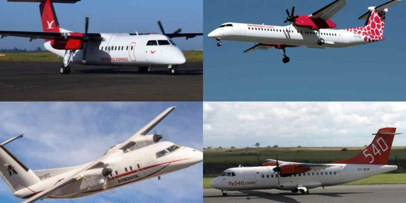 The Best Local Airlines in Kenya