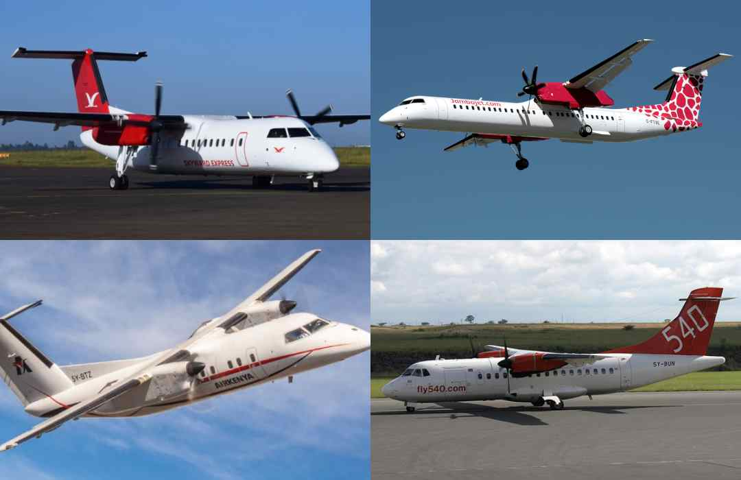 The Best Local Airlines in Kenya 2019