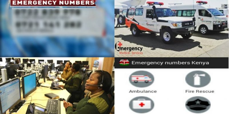 Must Have Emergency Numbers When Visiting Kenya