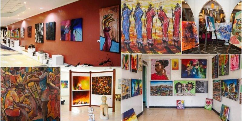 Best Art Galleries Worth Visiting In Kenya