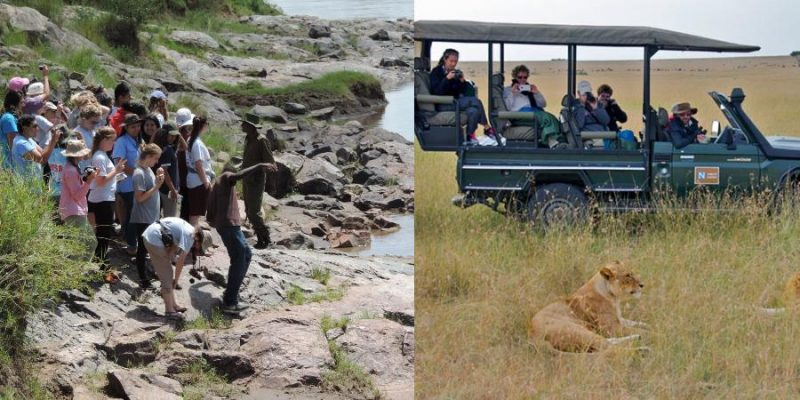 Benefits Of Small Group Touring In Kenya