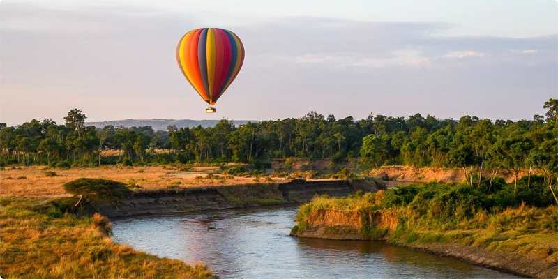 Hot Air Balloon Tips For First Time Riders