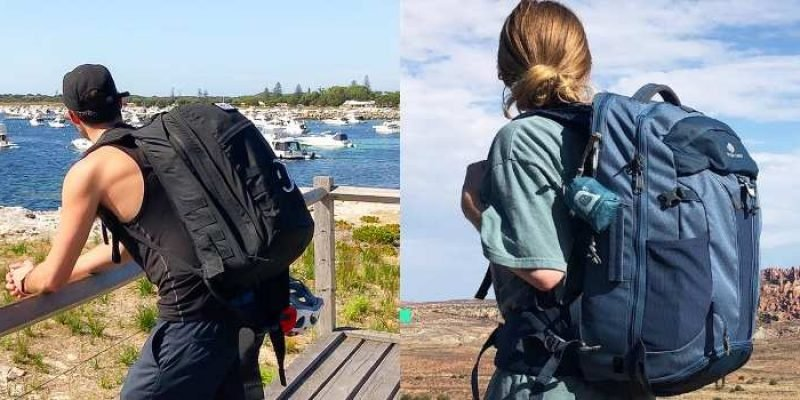What to Look for When Choosing A Travelling Backpack