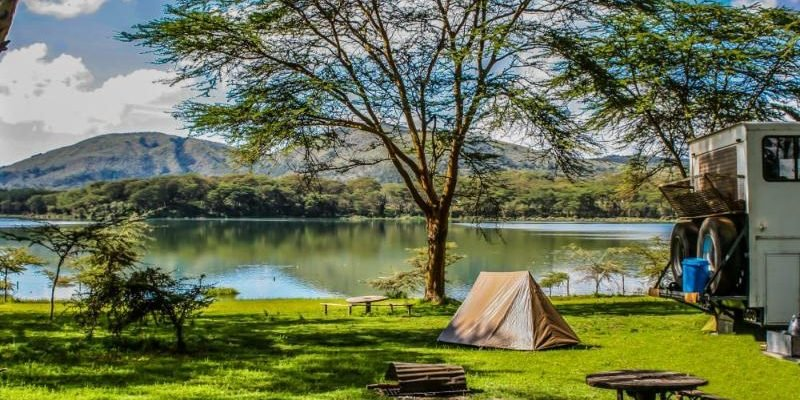 A Review Of Oloiden Camping Site, Naivasha