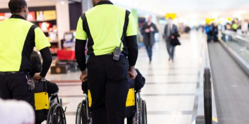 List of People Who Receive Special Care At Airports