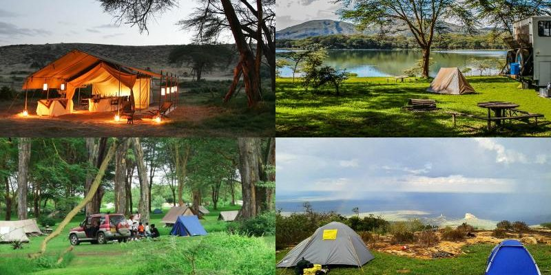 Top Magical Spots To Camp Out In Kenya
