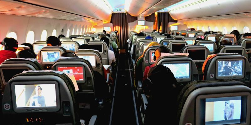 4 Mistakes to Avoid when on an Airplane