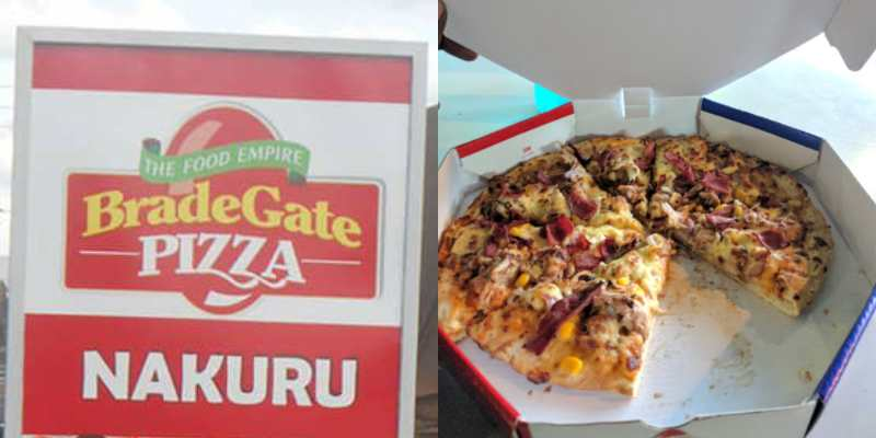 5 Great Pizza Joints To Try In Nakuru