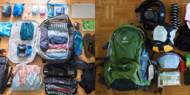 A Quick Guide On How To Travel Light In Kenya
