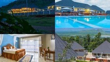 Epashikino Resort & Spa: The Perfect Lake Elementaita Watchtower