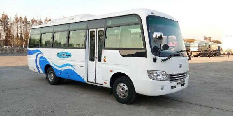 Five Things to Consider When Hiring A Bus For Group Travels