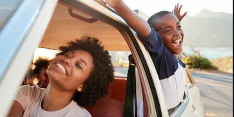 How To Have a Long Road Trip With Children