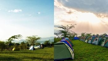 A Cheap Camping Retreat at Duara Flamingo Camp