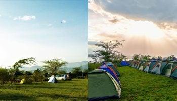 A Cheap Camping Retreat at Duara Flamingo Camp