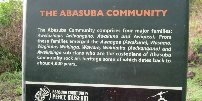 Amazing Facts About the Abasuba Community