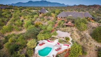 Amazing Family Friendly Retreat: Sasaab Lodge Samburu
