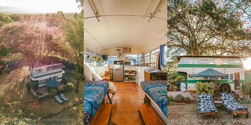 Brandy Bus: An Extraordinary Place For a Stay In Karen