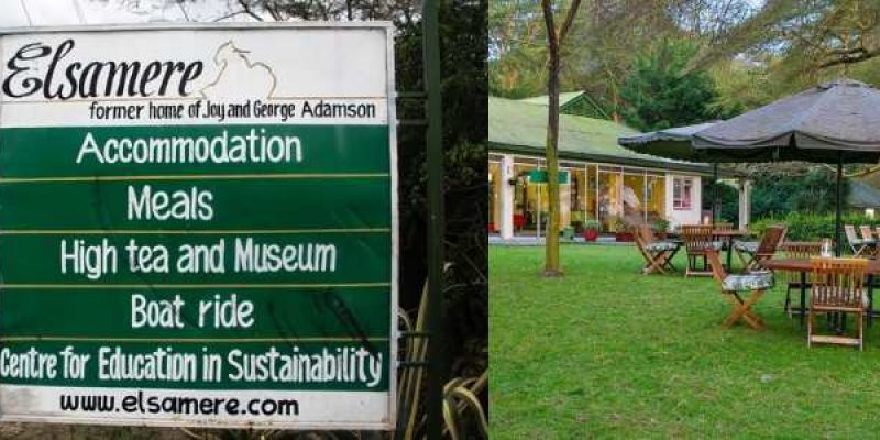 Elsamere Museum, Lodge And Conservation Centre