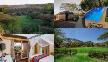 Masai Lodge: A Perfect Retreat Within Nairobi
