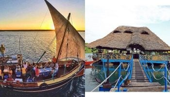 Must-Visit Floating Restaurants In Kenya