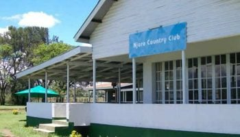 Njoro Country Club: Unearthing a Forgotten Treasure