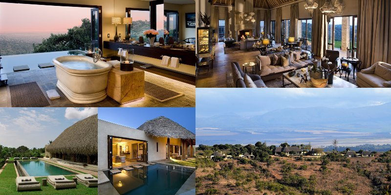 Sirai House: An Exclusively Luxurious and Pricey Escape