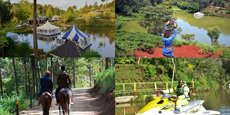 Things To Do At The Dam Redhill Resort-Limuru
