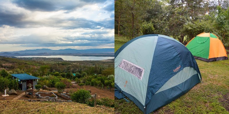 Top Camping Spots In Elementaita