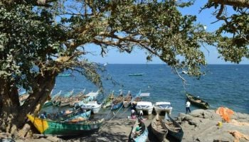 Visiting The Litare Fishing Village